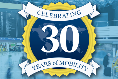 Global Mobility Solutions celebrates 30 years of relocation