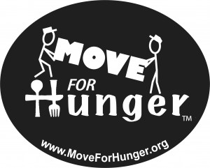 Move for Hunger 53000 meals