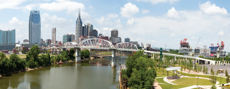 Global Mobility Solutions North America spotlights for relocating to Nashville, Tennessee