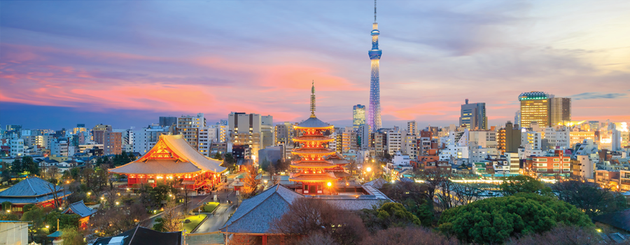 Global Spotlights for Relocation to Tokyo, Japan - Global Mobility Solutions