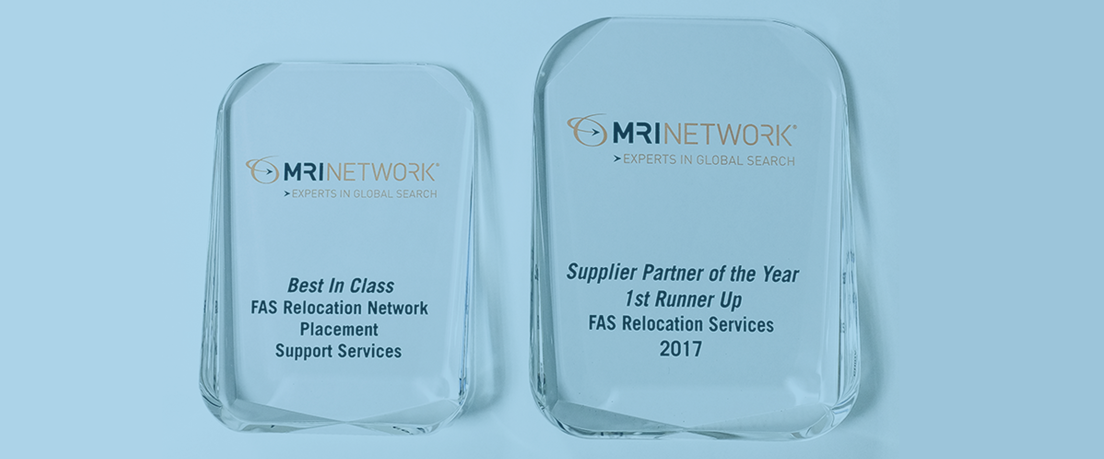 Global Mobility Solutions Wins Two MRINetwork Awards
