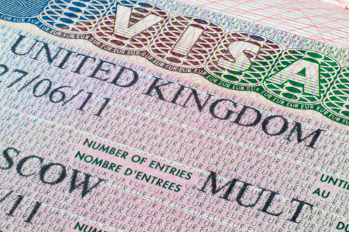 United Kingdom Immigration Rules and Visa Document