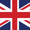 Red, Blue, and White Flag of United Kingdom Tier 2 General Visas