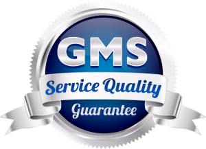 Global Mobility Solutions Blue Service Quality Guarantee Seal Mission and Core Values