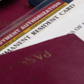 H-4 work permits, employment authorization, passport, and permanent resident card