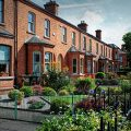 Beautiful brick homes with gardens in the Dublin housing market