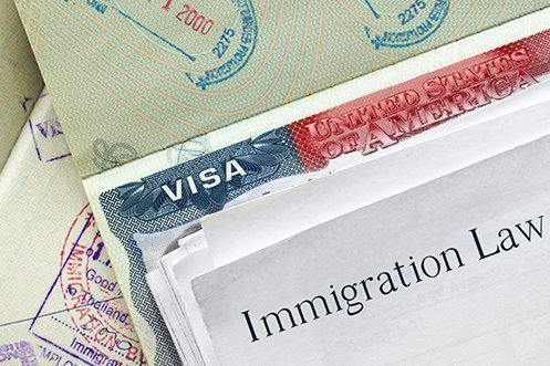 Visa and Immigration Law papers used for applying for US immigration and impacting the 2019 US Immigration Trends