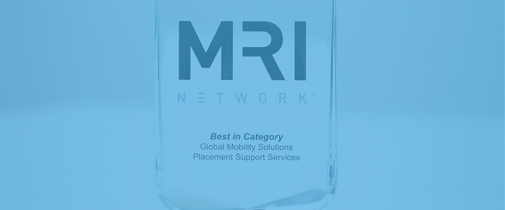Global Mobility Solutions Wins MRINetwork® Award: Best in Category for Placement Support Services
