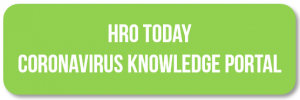 HRO Today Coronavirus Knowledge Portal