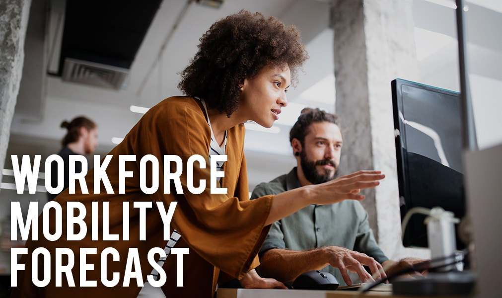 2021 Industry Trends: Workforce Mobility Forecast
