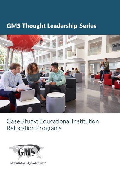 GMS - Case Study Cover - Education & Relocation