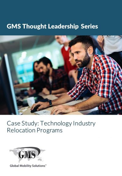 GMS - Case Study Cover - Technology & Relocation