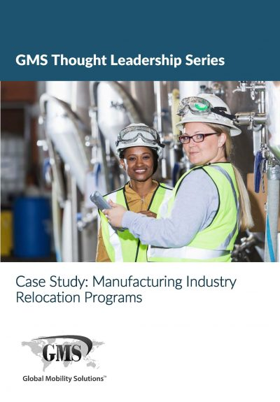 GMS - Case Study - Manufacturing Industry